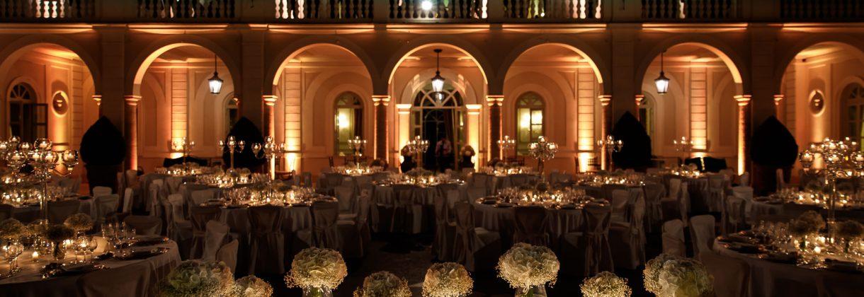 Festa elegante sera matrimonio gala'